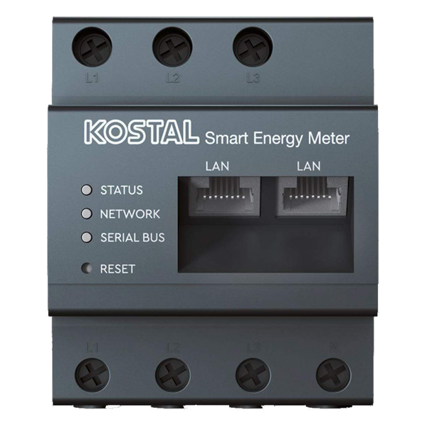 Kostal SMART ENERGY METER 3phase, 63 A