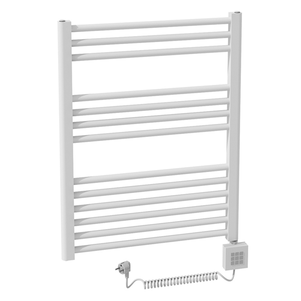 Thermotec BathroomRadiator BH114E with KTX-Interface schuko plug