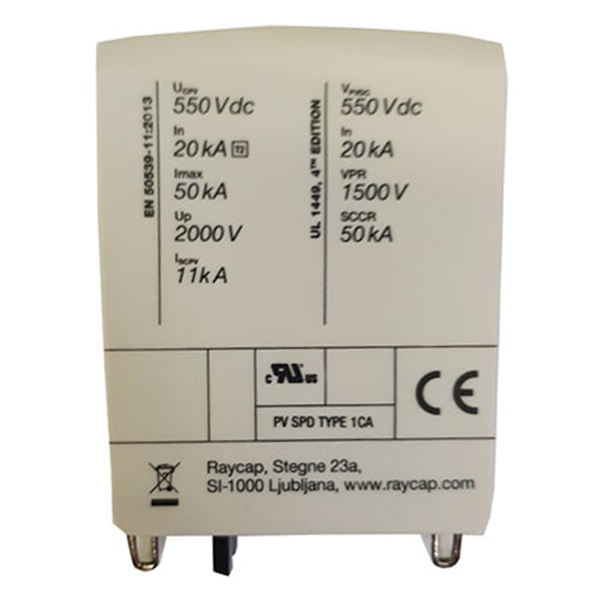 SMA Surge Protection Device DC_SPD_Kit4-10 for CORE1