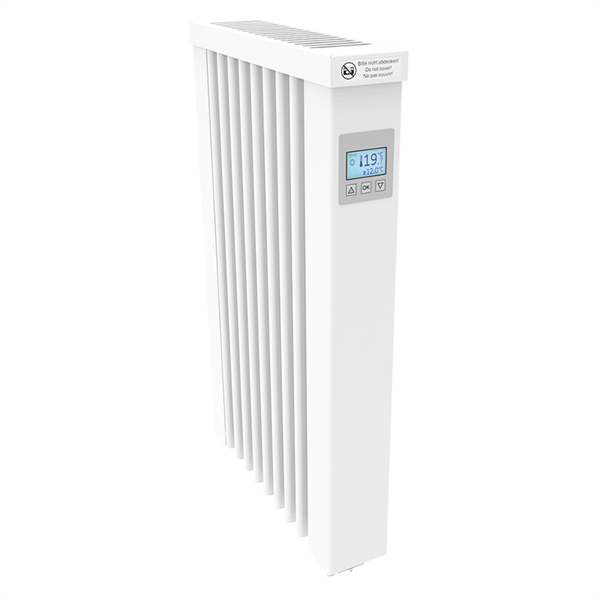 Thermotec AeroFlow® electric radiators MINI 650 with FlexiSmart-Controller