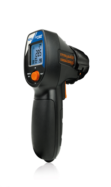 HT Instruments HT3302 INFRARED THERMOMETER WITH LASER RETICLE PROJECTION