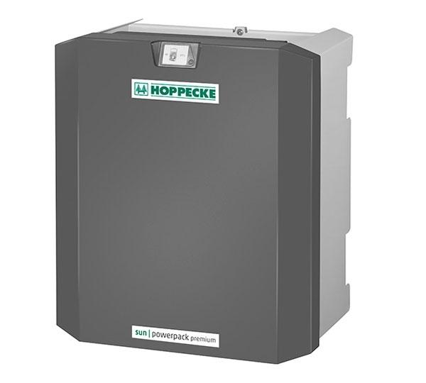 Hoppecke sun powerpack premium 5.0/48 5 kWh solar batteries