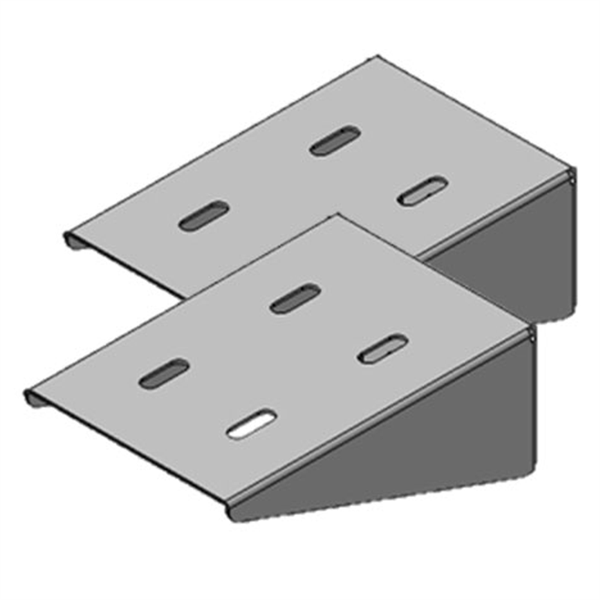 LG Chem Wall-Mounting Plate for RESU 10 / RESU 13