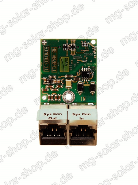 SMA SI-SYSCAN-NR Multicluster for SI 6H and 8H