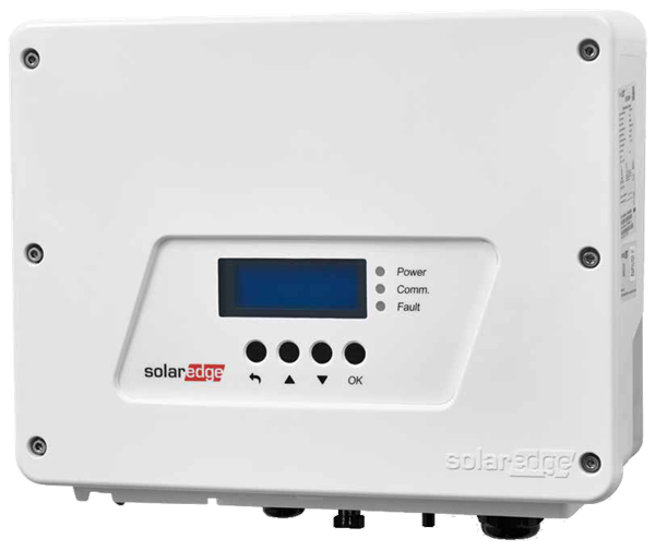 Solaredge SE4000H HD-WAVE solar inverter