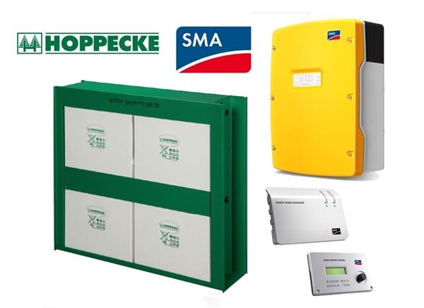 SMA HOPPECKE Batteriespeicher Komplettset 7.4 kWh
