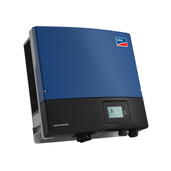 SMA SUNNY TRIPOWER STP 15000TL-30 Solar Inverter with display
