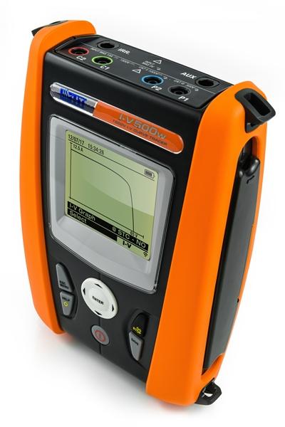 HT Instruments I-V500 w I-V Curve tracer