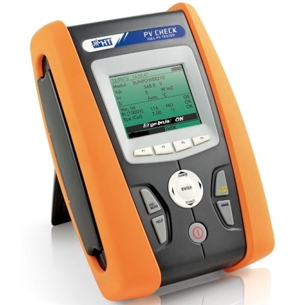 HT Instruments PV CHECK s Multifunction PV-Tester