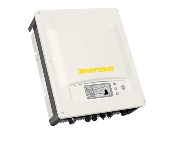 Zeversolar Evershine TLC 6000 solar inverter 3phase