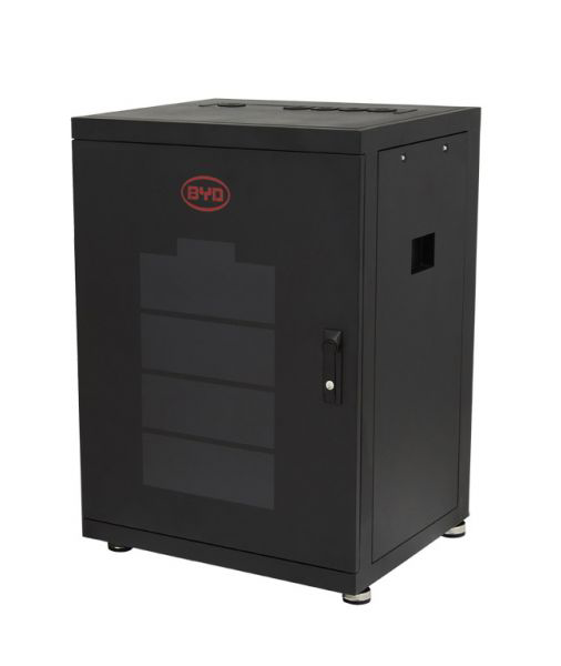 BYD B-BOX 5.0 battery storage 5.12 kWh