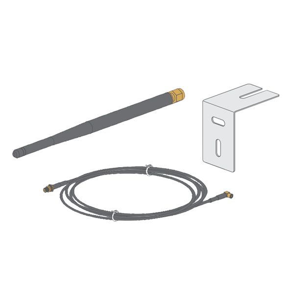 SMA antenna extension Kit for CORE1