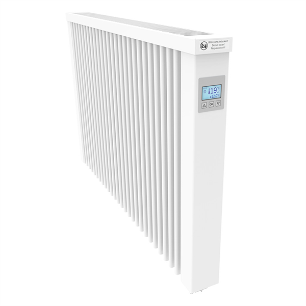 Thermotec AeroFlow® electric radiators MIDI 1950 with FlexiSmart-Controller